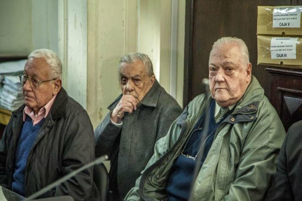 En el juicio los imputados son los médicos Torrealday, Vainstub y Rossi.