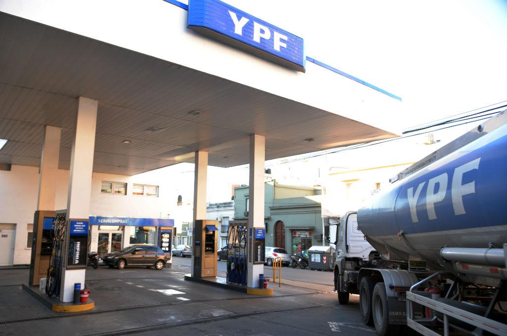 ypf estacion de servicio