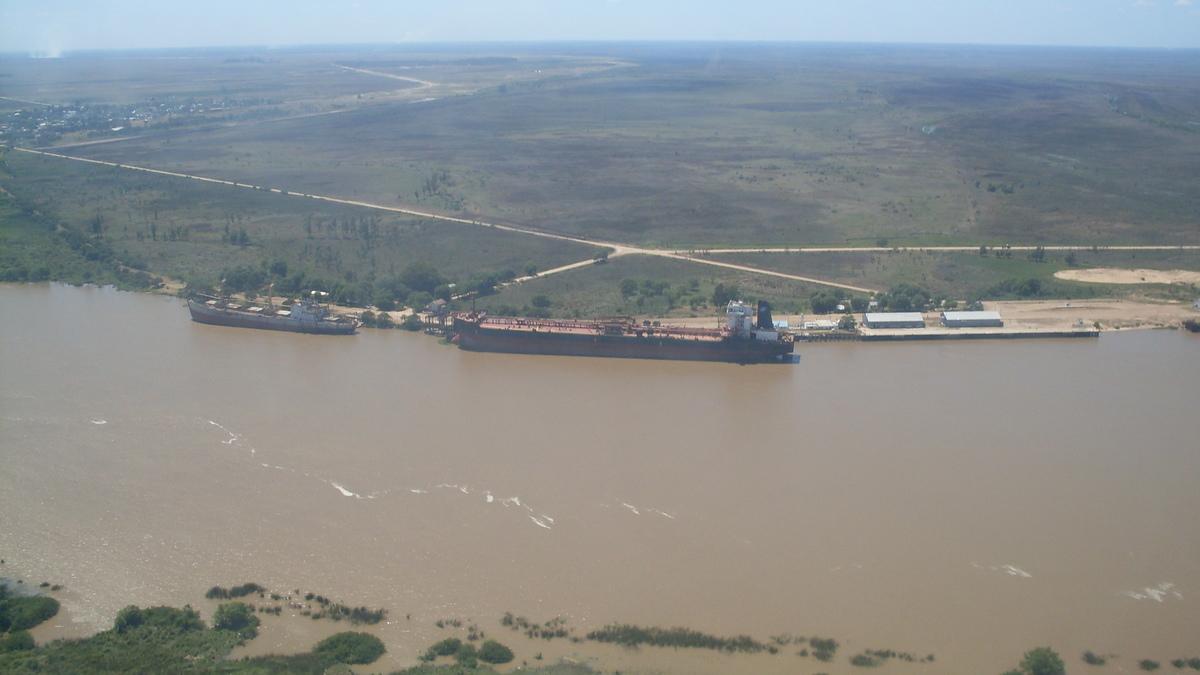 Entre Ríos: Suman capacidad operativa al puerto de Ibicuy con la anexión de 100 hectáreas