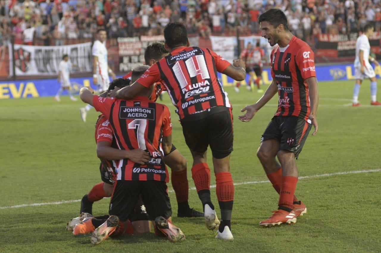 Superliga: Patronato despertó en el segundo tiempo, pero no le alcanzó para  ganar | El Diario de Entre Ríos