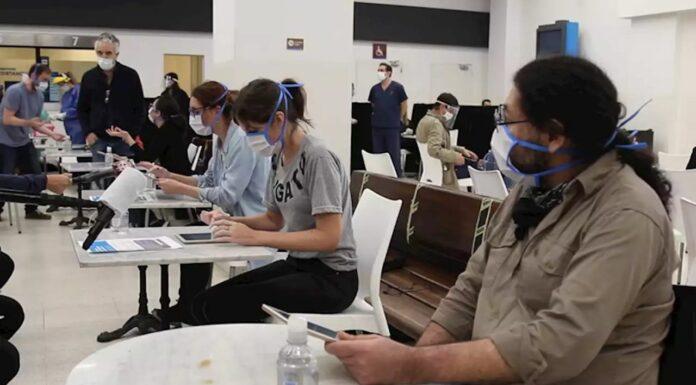 Universidades clases, pandemia
