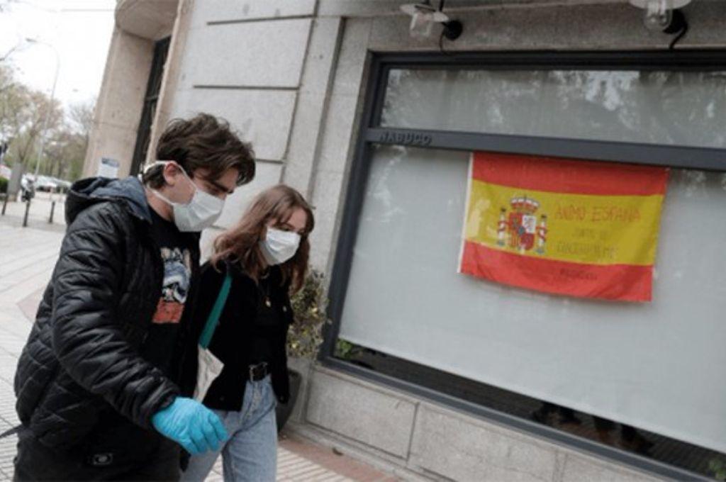 Se disparan los casos de coronavirus en España | El Diario de Entre Ríos