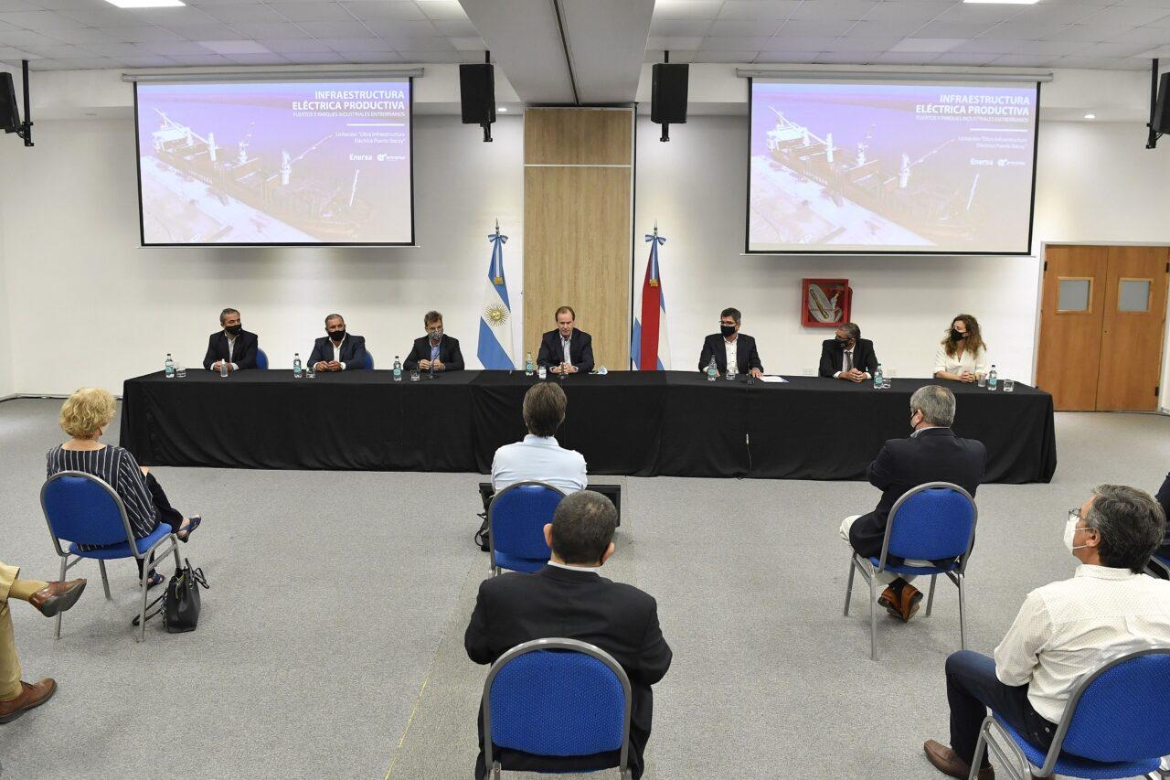 Ofertas para las obras energéticas y de fibra óptica en el puerto de Ibicuy  | El Diario de Entre Ríos