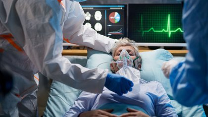 Las defunciones por enfermedades infecciosas han aumentado en 2020 un 1.687,7 % con respecto al mismo periodo del año anterior (Shutterstock)