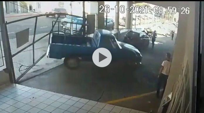 camioneta - secuestrada